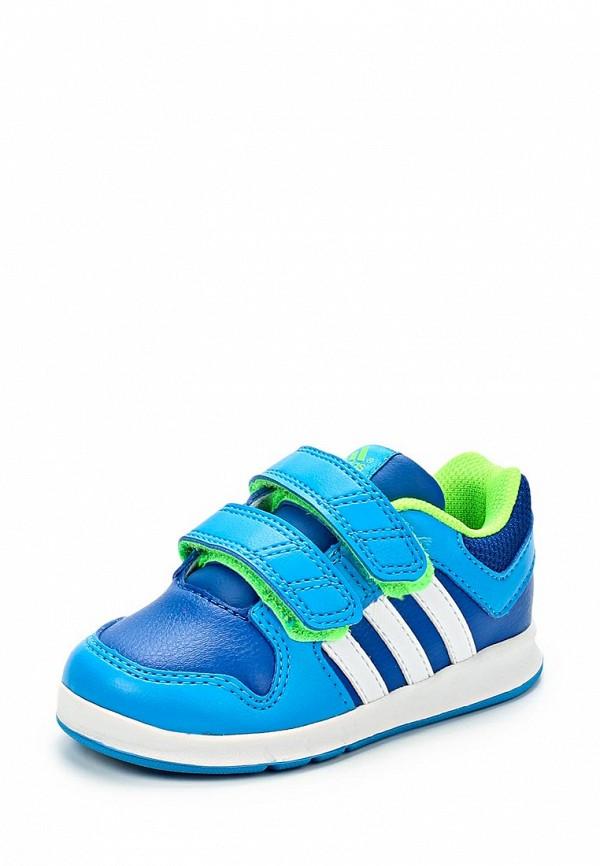 Кеды для мальчиков Adidas Performance (Адидас Перфоманс) M20432: изображение 1