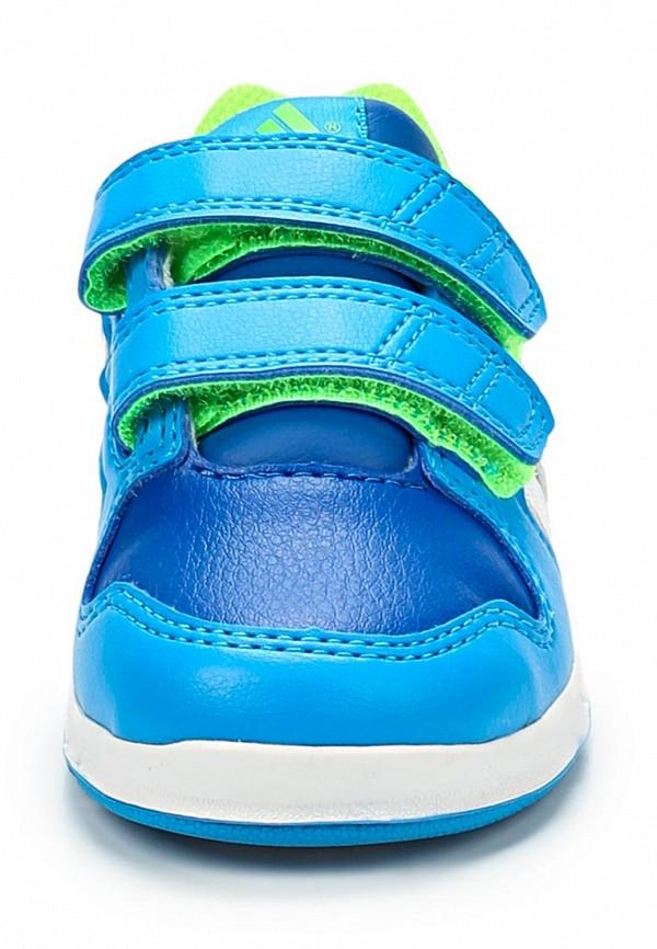 Кеды для мальчиков Adidas Performance (Адидас Перфоманс) M20432: изображение 3