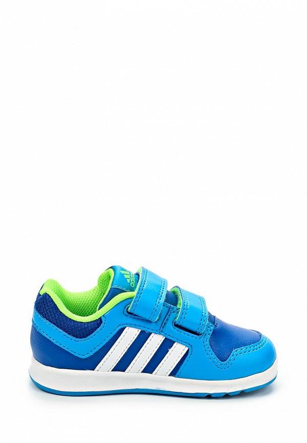 Кеды для мальчиков Adidas Performance (Адидас Перфоманс) M20432: изображение 4