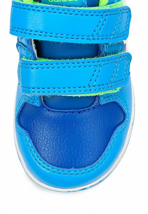 Кеды для мальчиков Adidas Performance (Адидас Перфоманс) M20432: изображение 5