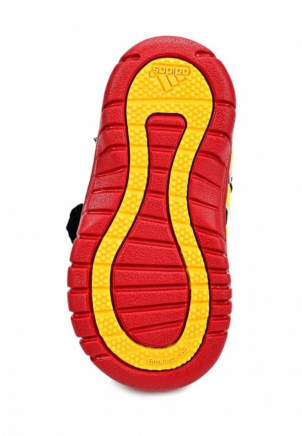 Кроссовки для мальчиков Adidas Performance (Адидас Перфоманс) M20451: изображение 4