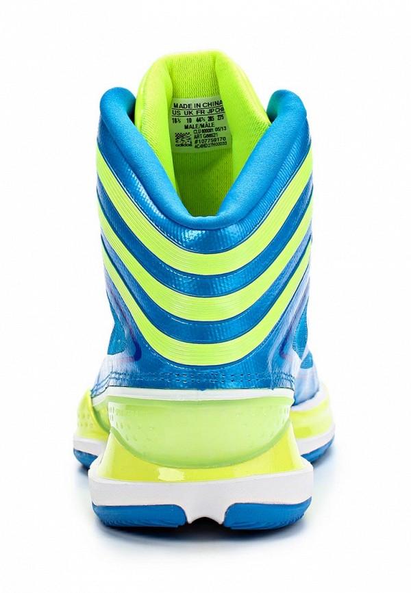 Мужские кроссовки Adidas Performance (Адидас Перфоманс) G66521: изображение 2