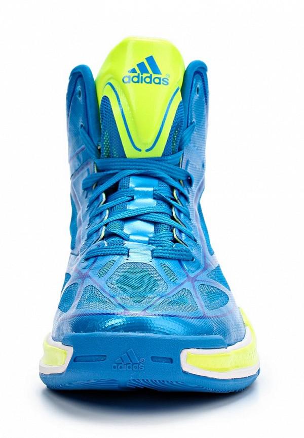 Мужские кроссовки Adidas Performance (Адидас Перфоманс) G66521: изображение 4