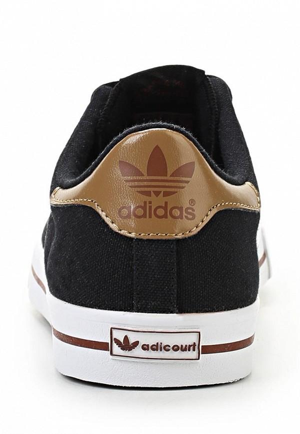 Мужские кеды Adidas Originals (Адидас Ориджиналс) Q33100: изображение 2