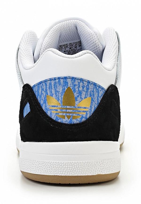 Мужские кеды Adidas Originals (Адидас Ориджиналс) Q33274: изображение 2