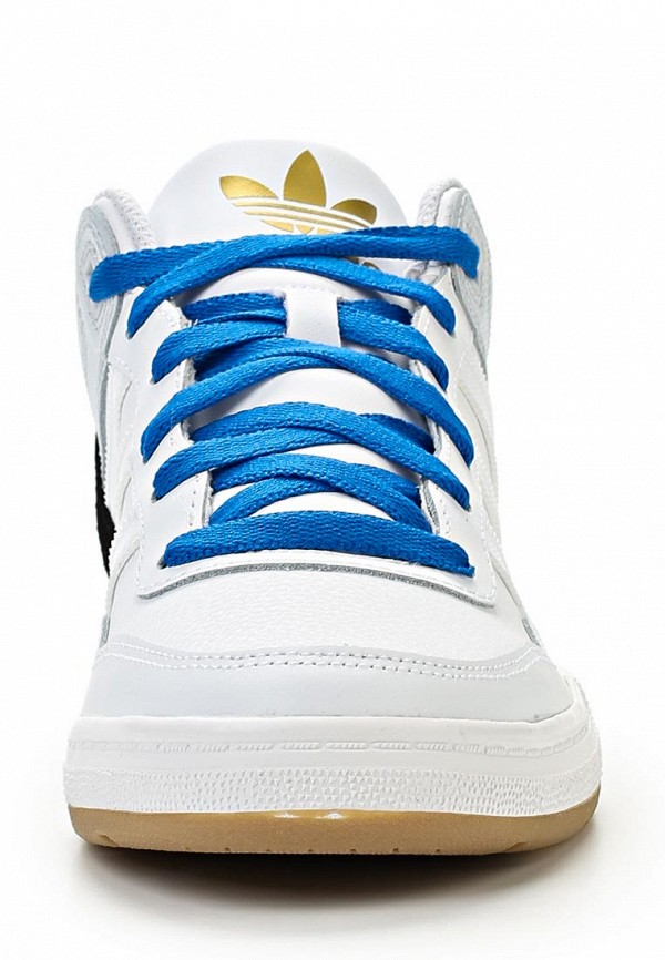 Мужские кеды Adidas Originals (Адидас Ориджиналс) Q33274: изображение 4
