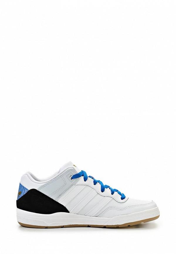 Мужские кеды Adidas Originals (Адидас Ориджиналс) Q33274: изображение 5