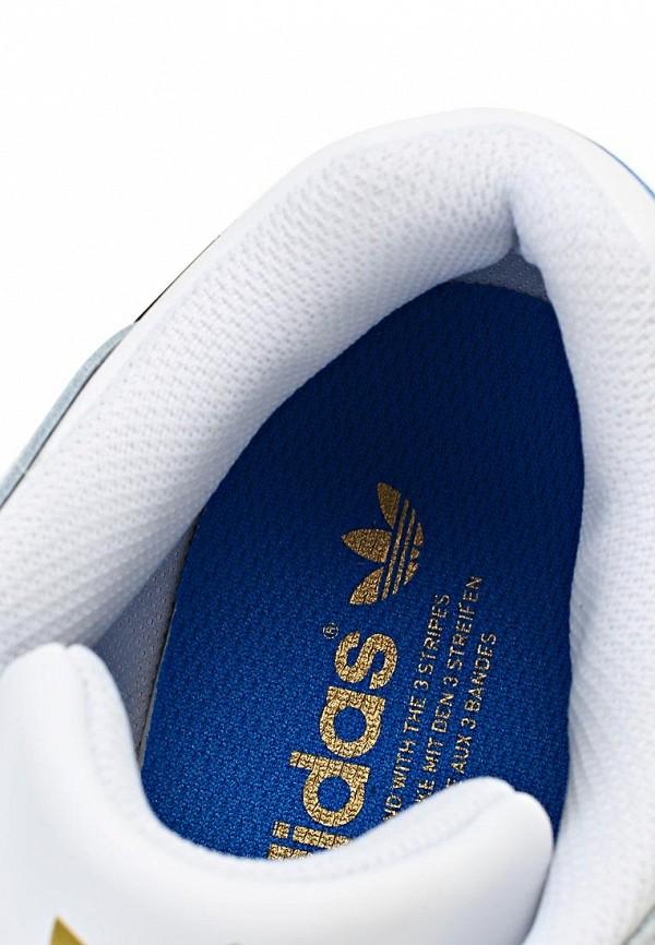 Мужские кеды Adidas Originals (Адидас Ориджиналс) Q33274: изображение 7