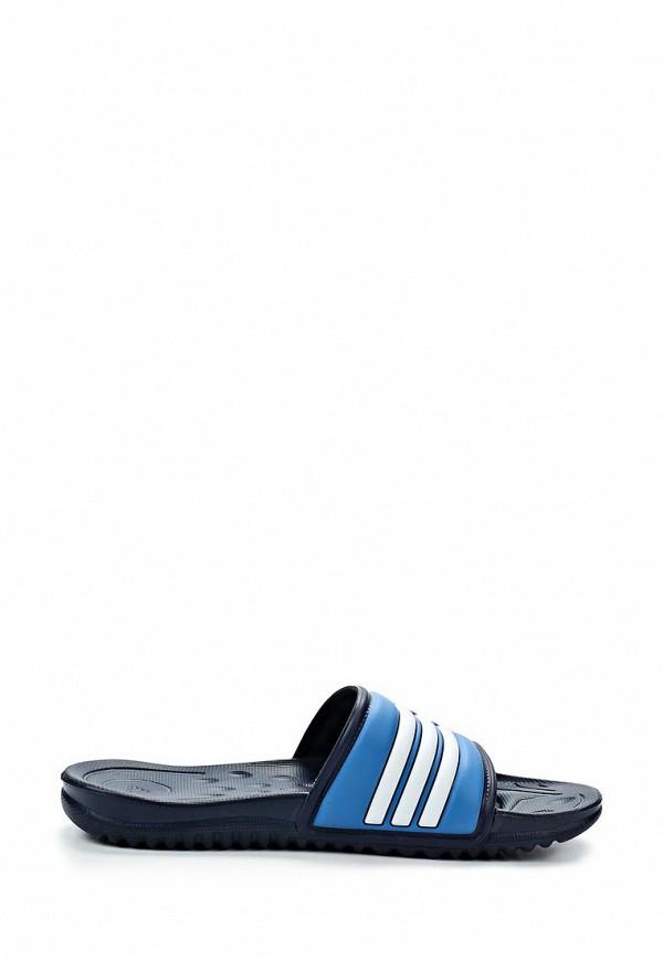 Мужские сланцы Adidas Performance (Адидас Перфоманс) 010629: изображение 9