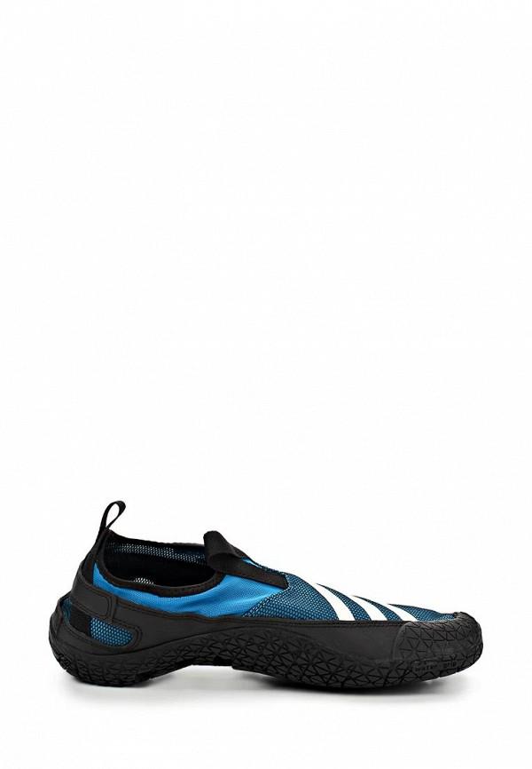 Мужская акваобувь Adidas Performance (Адидас Перфоманс) V23077: изображение 9