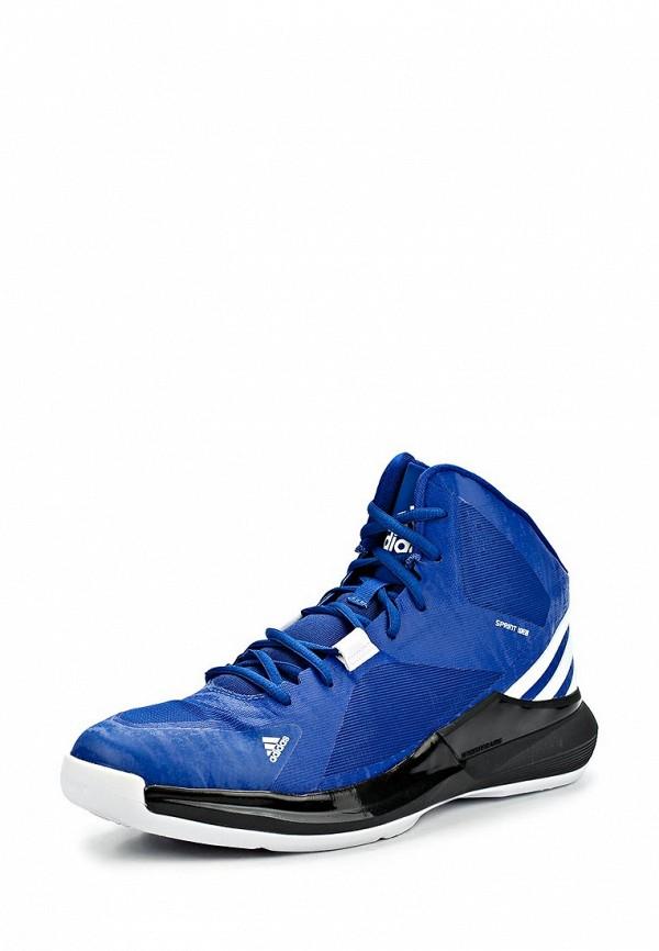 Мужские кроссовки Adidas Performance (Адидас Перфоманс) C75538: изображение 2