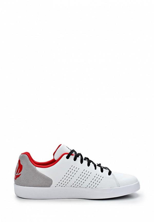 Мужские кеды Adidas Performance (Адидас Перфоманс) C75749: изображение 8