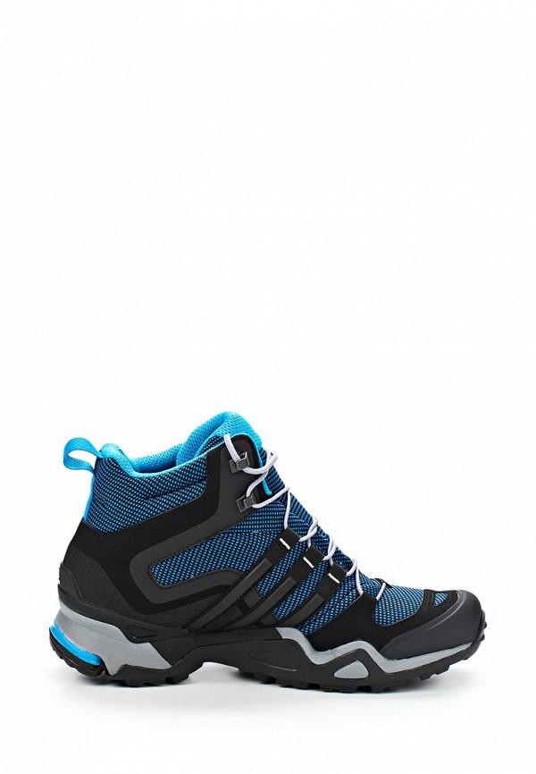 Спортивные мужские ботинки Adidas Performance (Адидас Перфоманс) M17385: изображение 8