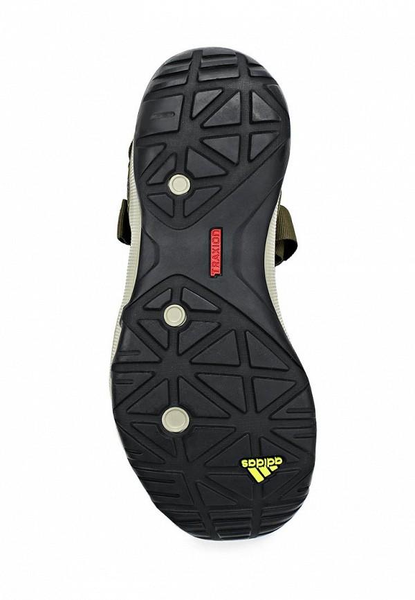 Мужские сандалии Adidas Performance (Адидас Перфоманс) D66455: изображение 4