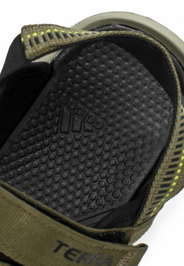 Мужские сандалии Adidas Performance (Адидас Перфоманс) D66455: изображение 12