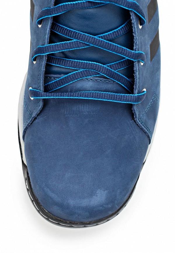 Спортивные мужские ботинки Adidas Performance (Адидас Перфоманс) M17475: изображение 10