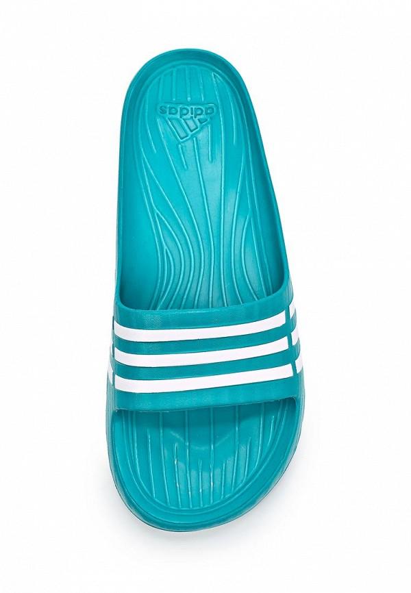 Женские сланцы Adidas Performance (Адидас Перфоманс) G95492: изображение 2