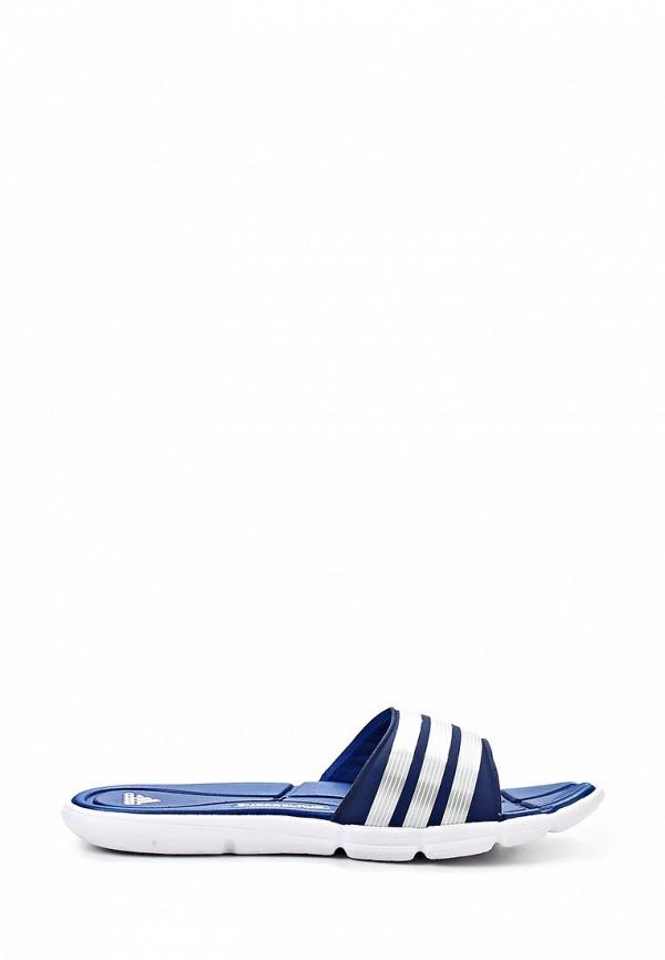 Женские сланцы Adidas Performance (Адидас Перфоманс) G96750: изображение 5