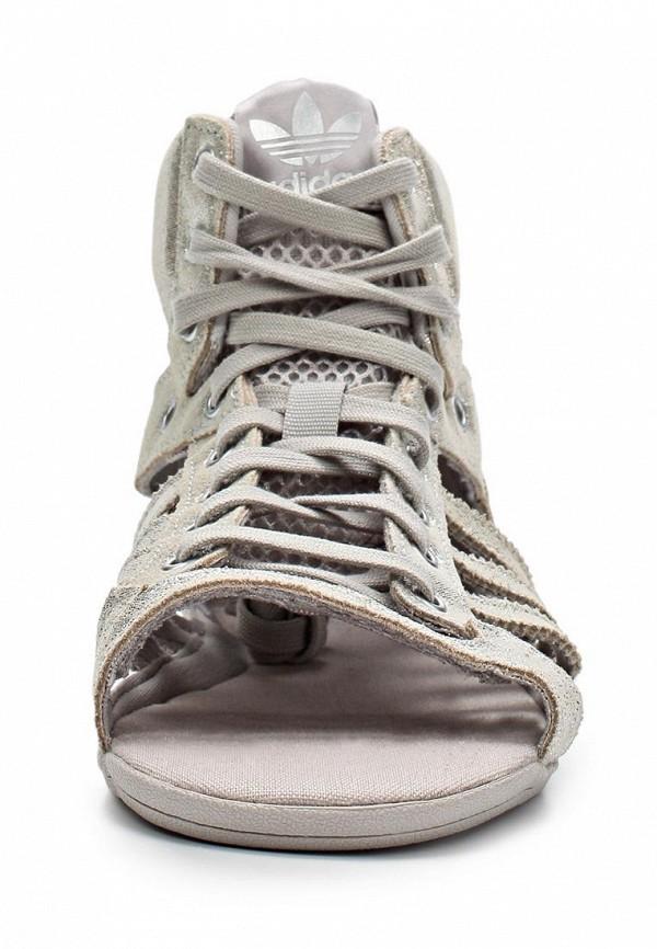 Женские спортивные сандалии Adidas Performance (Адидас Перфоманс) V24617: изображение 4