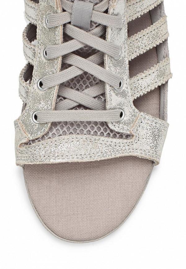 Женские спортивные сандалии Adidas Performance (Адидас Перфоманс) V24617: изображение 6