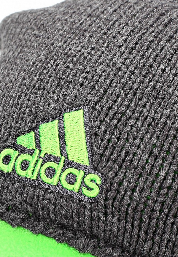 Шапка Adidas Performance (Адидас Перфоманс) M66842: изображение 3