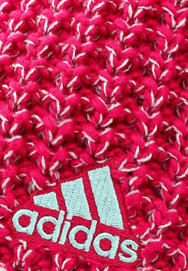 Шапка Adidas Performance (Адидас Перфоманс) M66840: изображение 3
