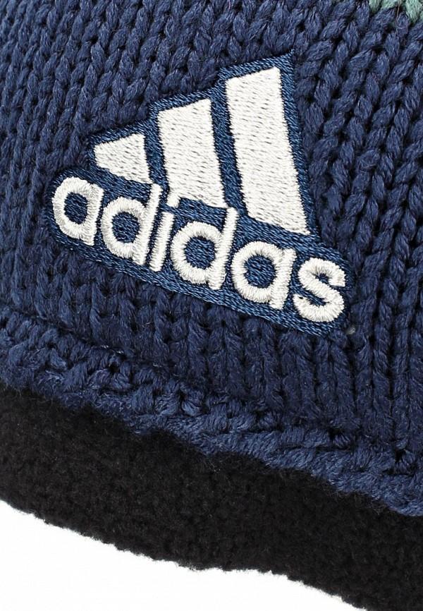 Шапка Adidas Performance (Адидас Перфоманс) M66844: изображение 6