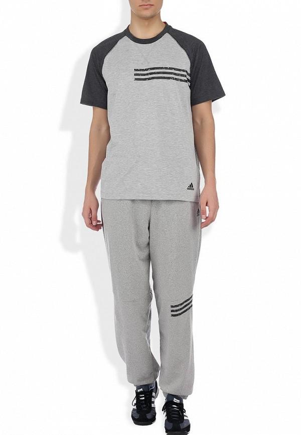 Мужские спортивные брюки Adidas Performance (Адидас Перфоманс) G83273: изображение 4