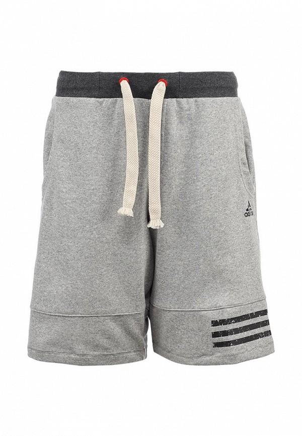 Мужские спортивные шорты Adidas Performance (Адидас Перфоманс) G83271: изображение 2