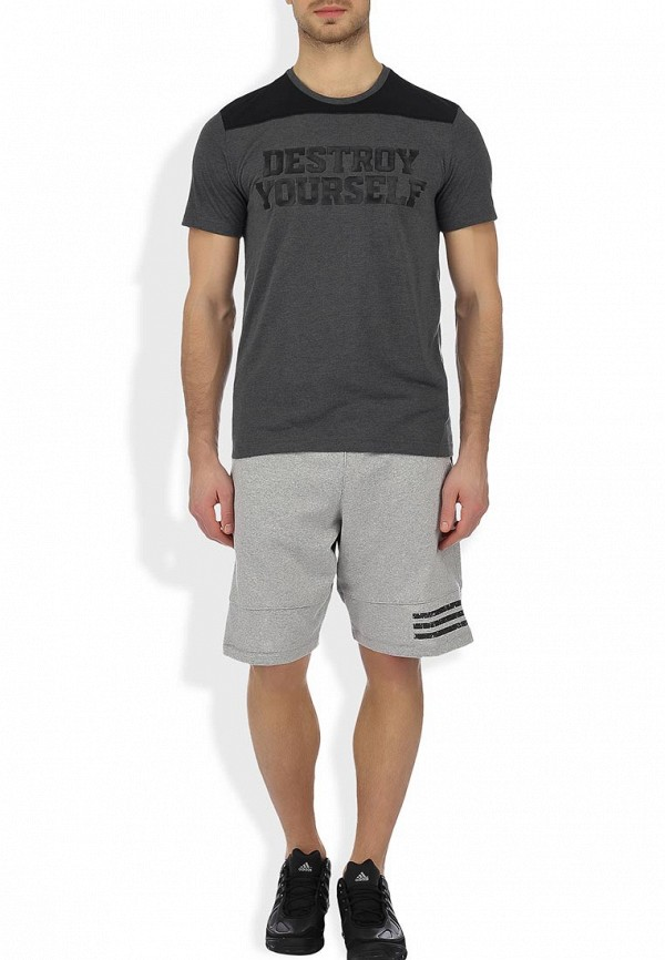 Мужские спортивные шорты Adidas Performance (Адидас Перфоманс) G83271: изображение 7