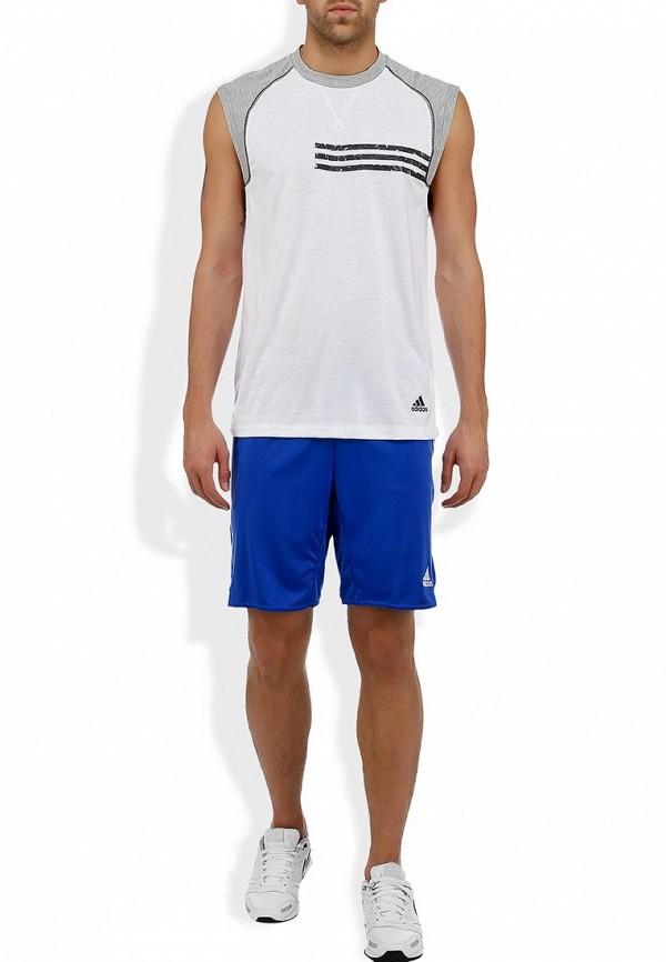 Спортивная футболка Adidas Performance (Адидас Перфоманс) G83254: изображение 4
