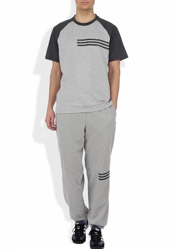 Спортивная футболка Adidas Performance (Адидас Перфоманс) G83258: изображение 4