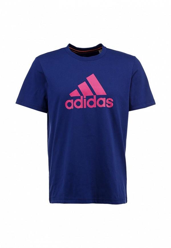 Спортивная футболка Adidas Performance (Адидас Перфоманс) G80968: изображение 1