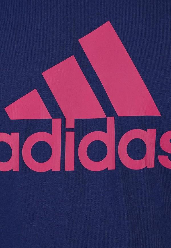 Спортивная футболка Adidas Performance (Адидас Перфоманс) G80968: изображение 3