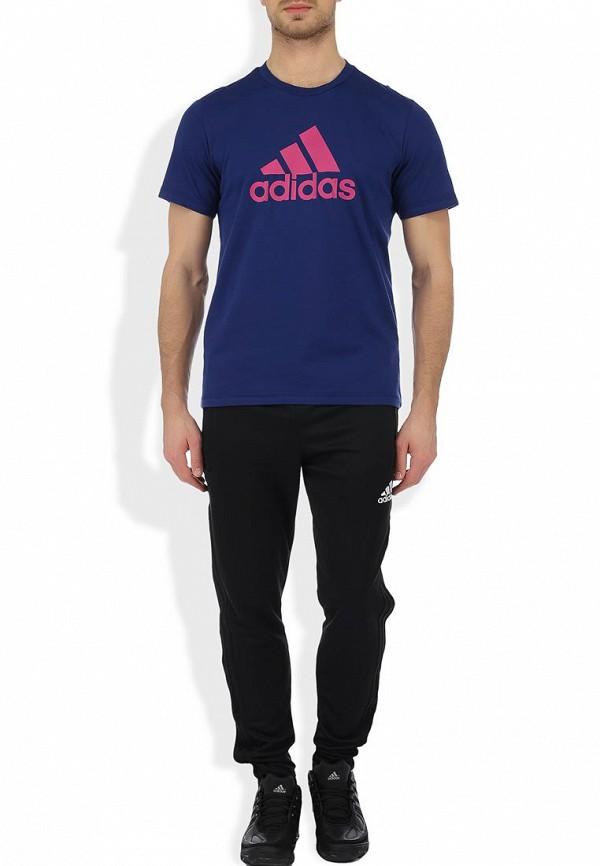 Спортивная футболка Adidas Performance (Адидас Перфоманс) G80968: изображение 4