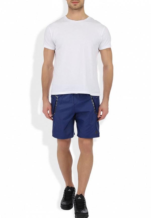 Мужские шорты Adidas Performance (Адидас Перфоманс) G78575: изображение 4