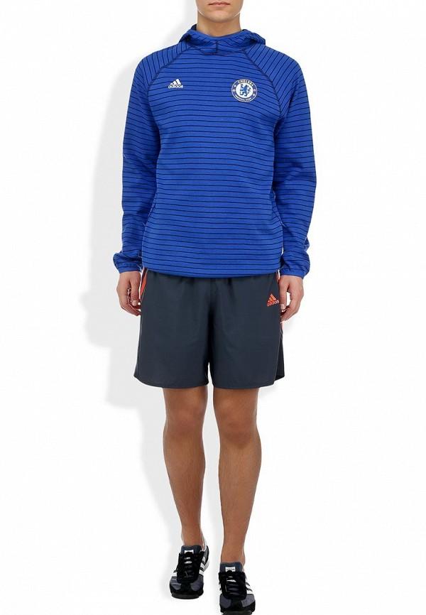 Мужские спортивные шорты Adidas Performance (Адидас Перфоманс) G78925: изображение 7