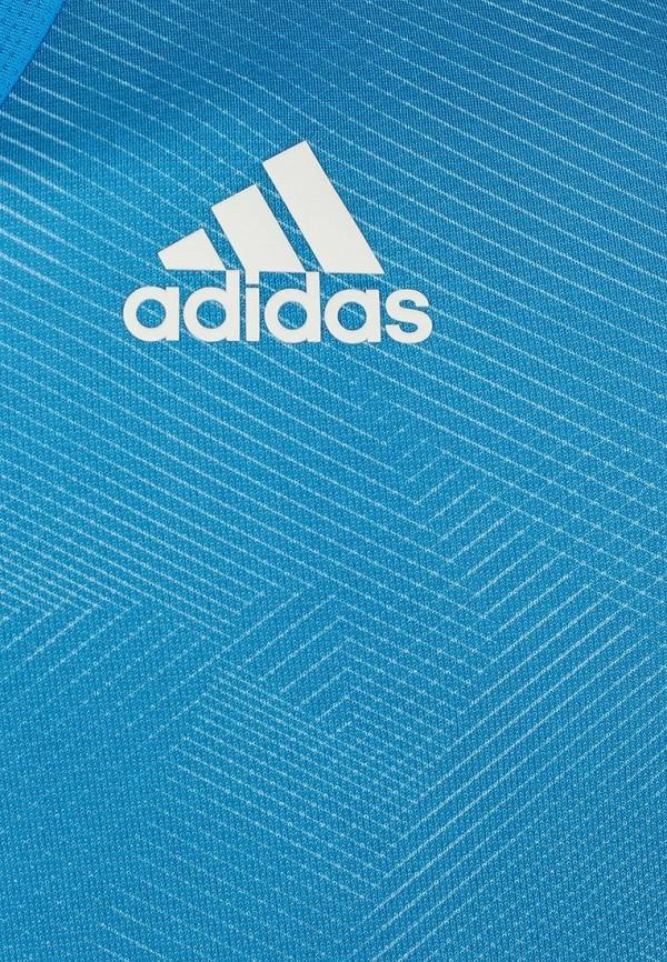 Спортивная футболка Adidas Performance (Адидас Перфоманс) F82647: изображение 5