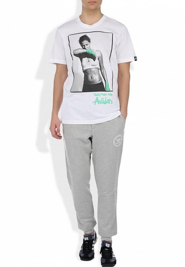 Спортивная футболка Adidas Originals (Адидас Ориджиналс) G72538: изображение 4
