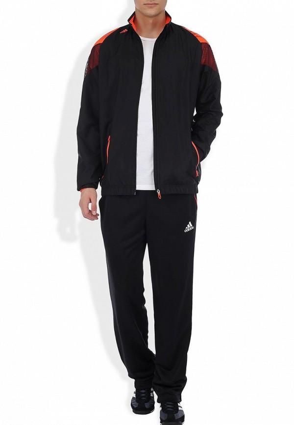 Мужские спортивные брюки Adidas Performance (Адидас Перфоманс) G77735: изображение 7