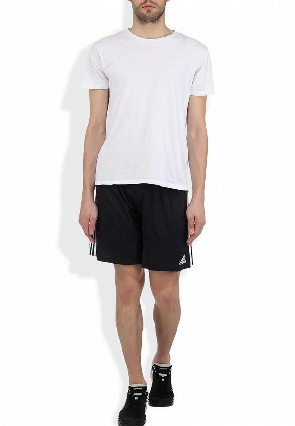 Мужские спортивные шорты Adidas Performance (Адидас Перфоманс) Z20538: изображение 4