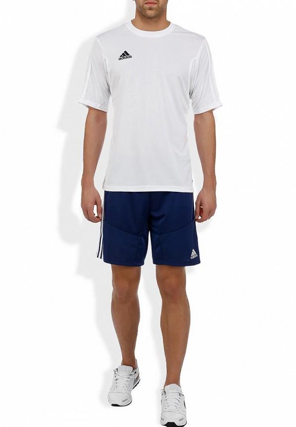 Мужские спортивные шорты Adidas Performance (Адидас Перфоманс) Z20541: изображение 4