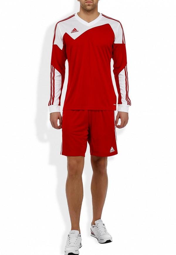 Мужские спортивные шорты Adidas Performance (Адидас Перфоманс) Z20540: изображение 7