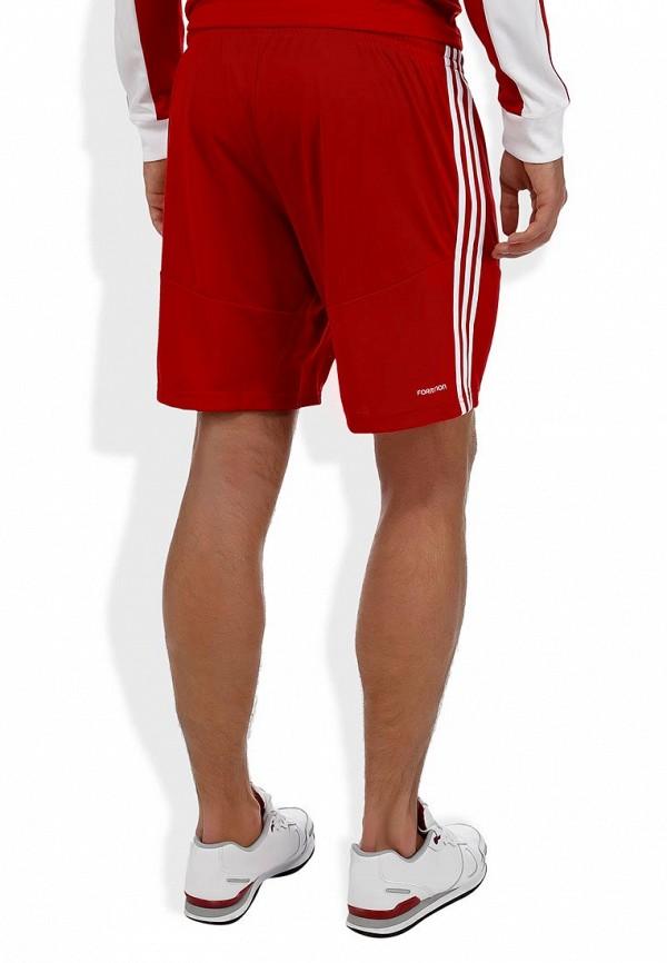 Мужские спортивные шорты Adidas Performance (Адидас Перфоманс) Z20540: изображение 9