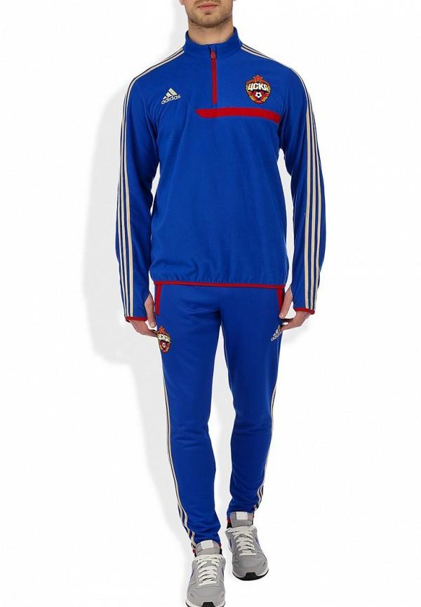 Мужские спортивные брюки Adidas Performance (Адидас Перфоманс) G73186: изображение 7