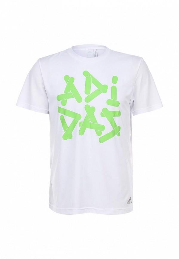 Спортивная футболка Adidas Performance (Адидас Перфоманс) G81499: изображение 1