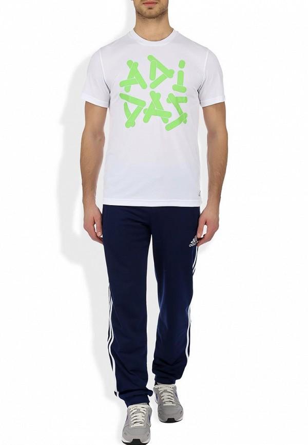 Спортивная футболка Adidas Performance (Адидас Перфоманс) G81499: изображение 4