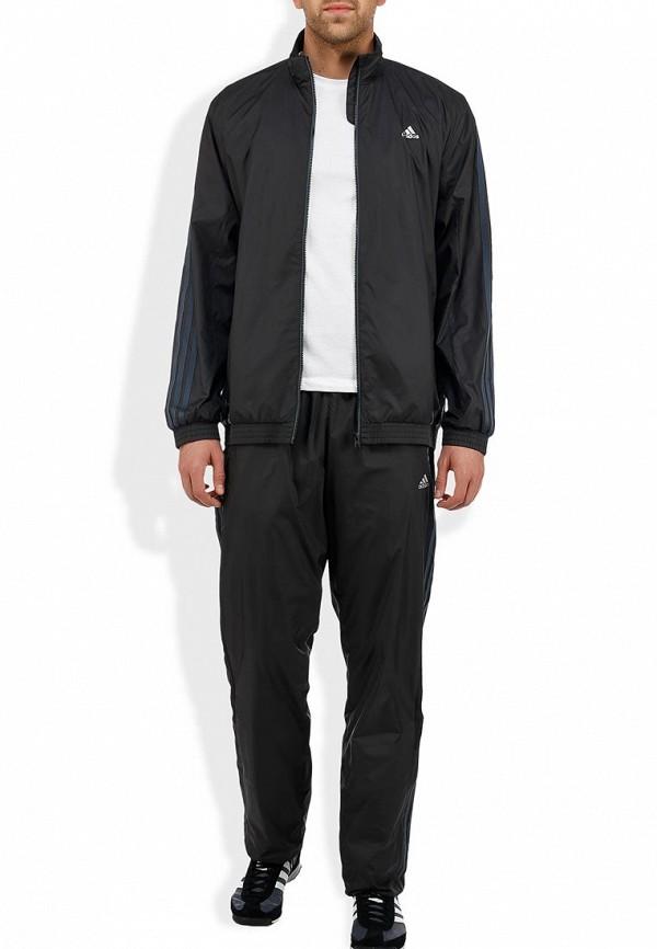 Джинсовая куртка Adidas Performance (Адидас Перфоманс) Z21691: изображение 4