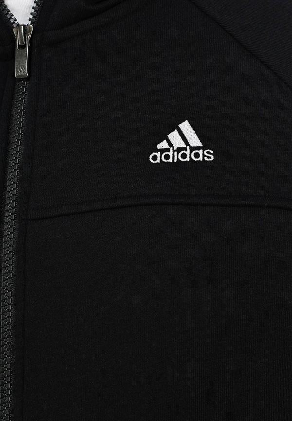 Толстовка Adidas Performance (Адидас Перфоманс) X23567: изображение 3