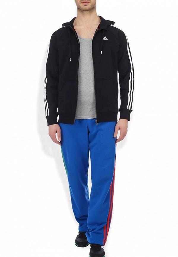 Мужские спортивные брюки Adidas Performance (Адидас Перфоманс) F48373: изображение 4